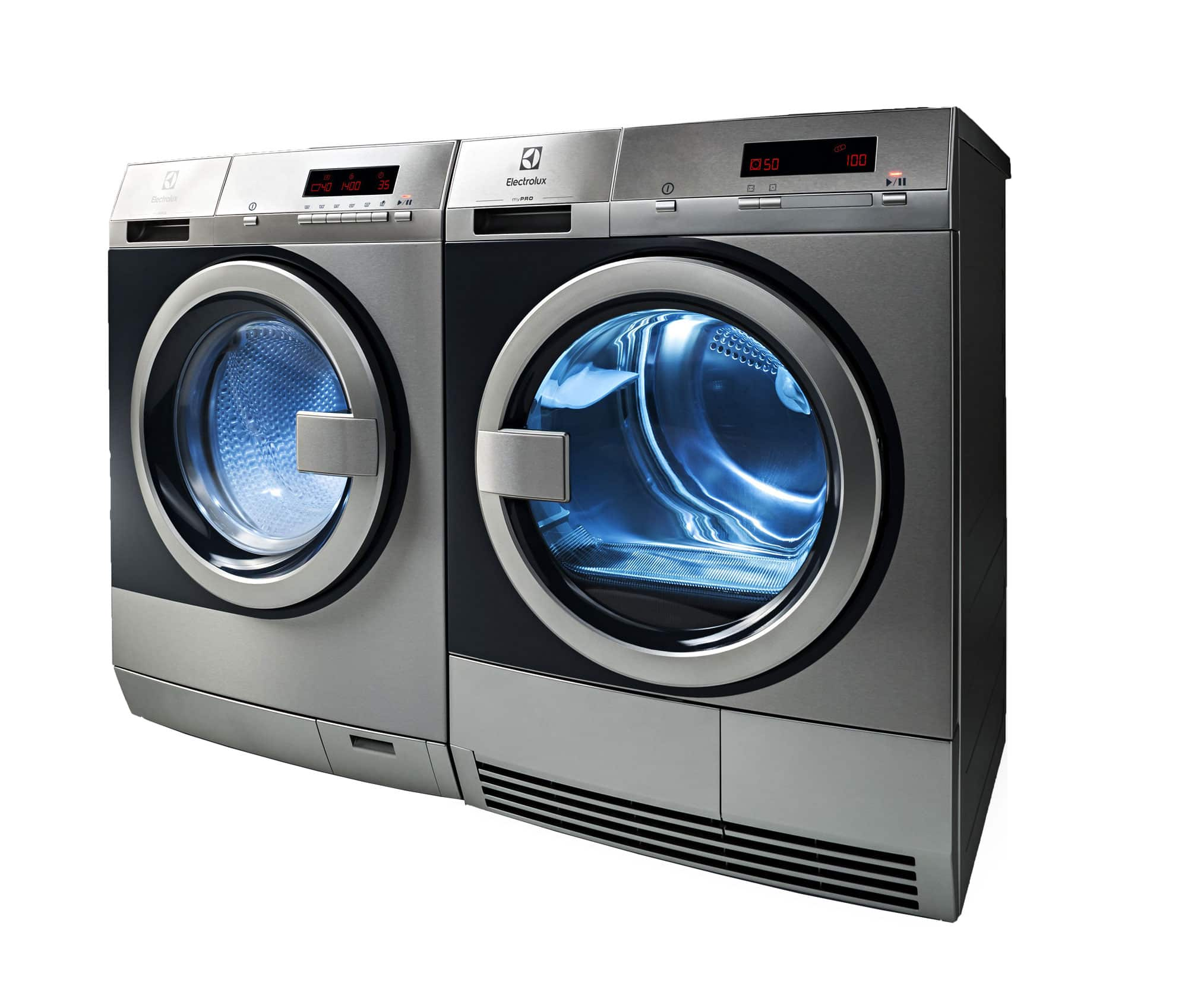 myPROzip washer and dryer